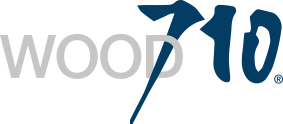 Logo couleur                         WOOD710